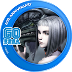 GO SEGA 60th Anniversary Icon: Panzer Dragoon Orta