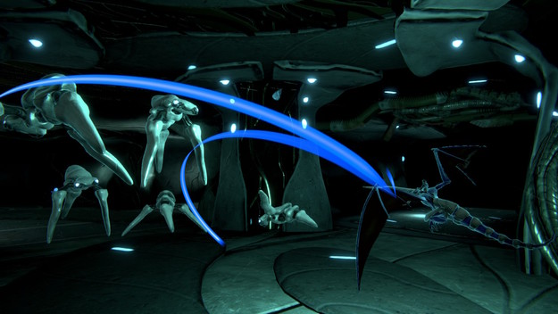 Panzer Dragoon: Remake Episode 4 Screenshot