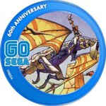 Fan Made Sega 60th Anniversary Icon