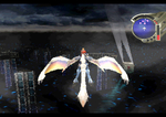 Panzer Dragoon Saga Imperial Air Force Post Screenshot
