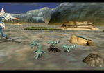 Panzer Dragoon Saga Box Game Screenshot