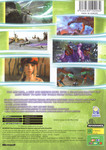 Panzer Dragoon Orta PAL Version Case Back of Insert