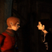 Panzer Dragoon Saga Cutscene Screenshot: Azel Agrees to go to Sestren