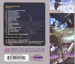 Panzer Dragoon Orta Official Soundtrack Case Back Insert