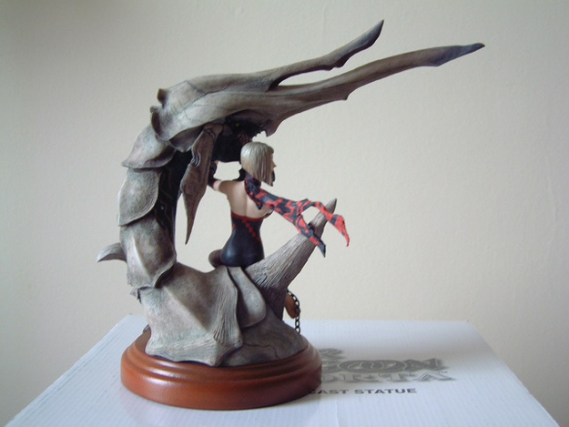 Panzer Dragoon Orta Nonscale Coldcast Statue Photo (2 of 3)