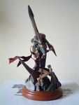 Panzer Dragoon Orta Nonscale Coldcast Statue Photo (3 of 3)