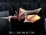 Panzer Dragoon Saga Above the Excavation Screenshot