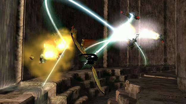 Panzer Dragoon Orta Prerelease Screenshot 15