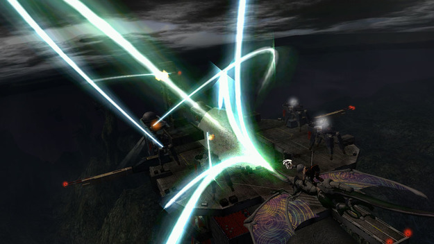Panzer Dragoon Orta Prerelease Screenshot 36
