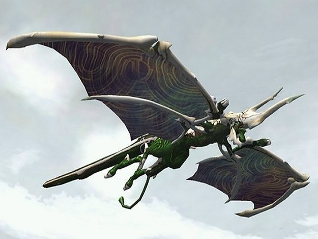 Panzer Dragoon Orta Prerelease Screenshot 39
