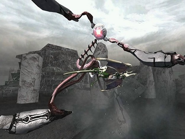 Panzer Dragoon Orta Prerelease Screenshot 40