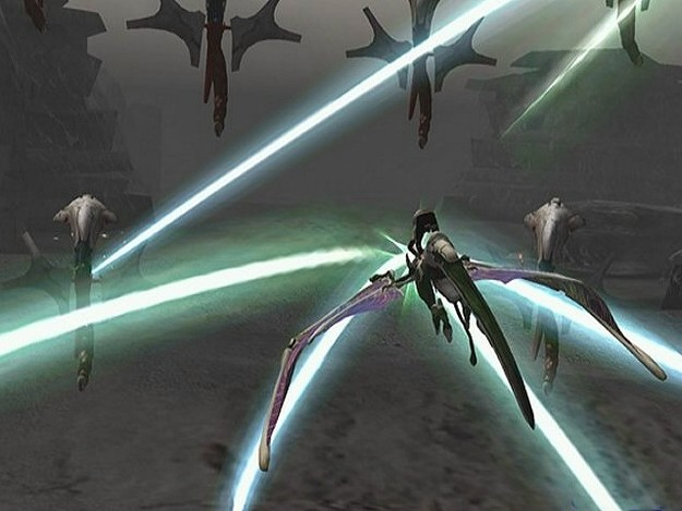 Panzer Dragoon Orta Prerelease Screenshot 42