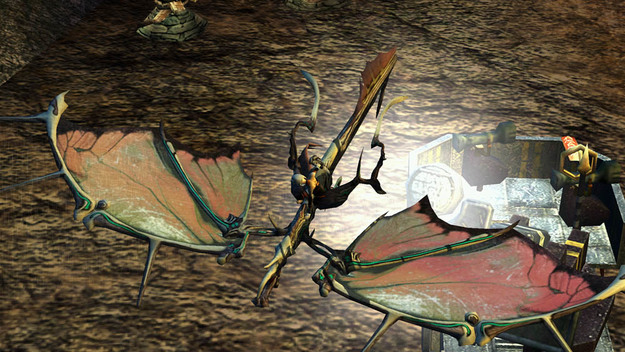 Panzer Dragoon Orta Prerelease Screenshot 56