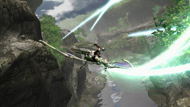Panzer Dragoon Orta Prerelease Screenshot 61