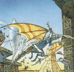 Blue Dragon (Moebius)