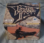 Panzer Dragoon II Zwei Mug Top of Box