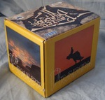Panzer Dragoon II Zwei Mug Back of Box