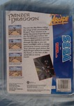 Panzer Dragoon (Tiger Electronics) Pocket Arcade US Version Back of Packaging