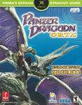Panzer Dragoon Orta: Prima's Official Strategy Guide Front Cover