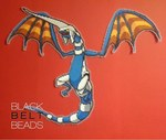 Blue Dragon (Perler Beads)