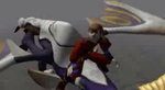 Panzer Dragoon Saga: For Edge and Azel