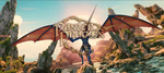 Panzer Dragoon: Remake Gameplay Reveal Trailer